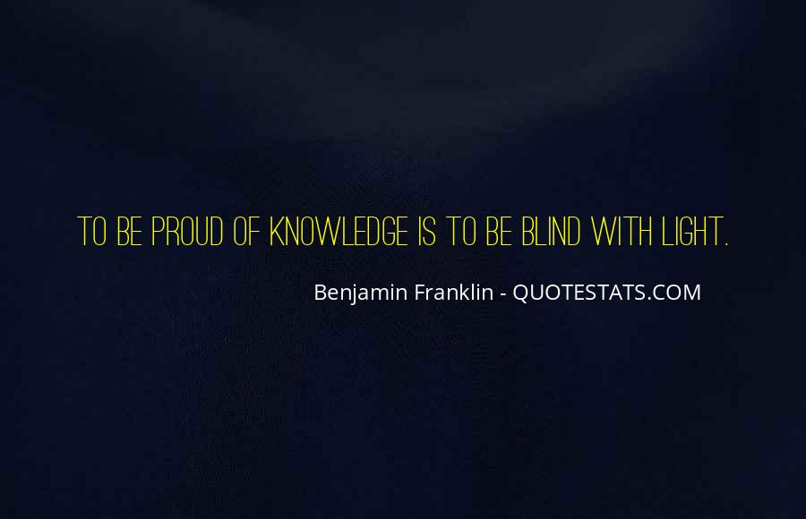 Light Of Knowledge Quotes #610717