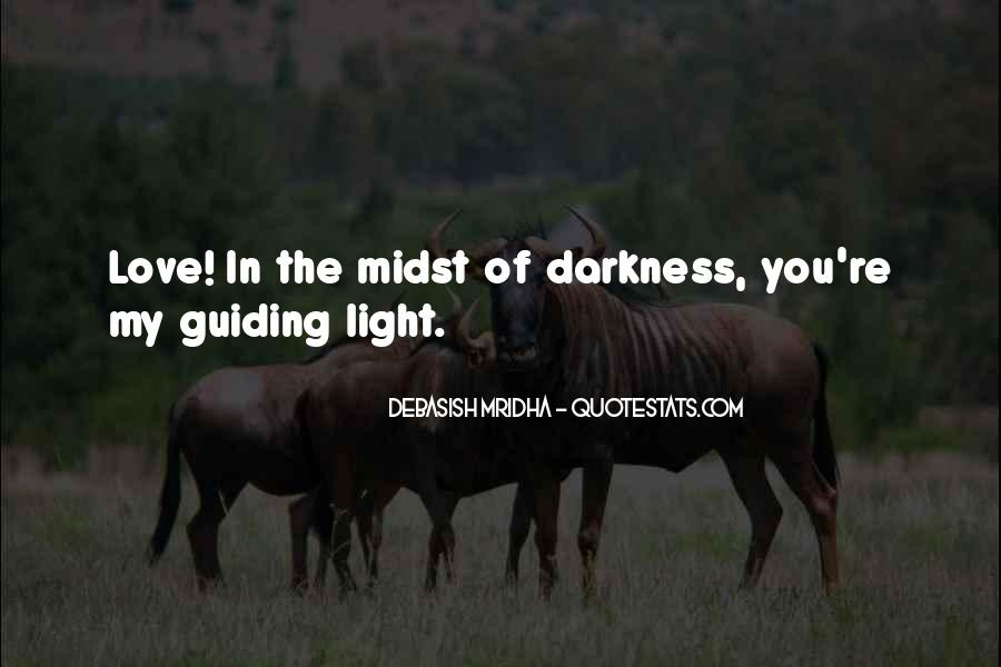 Light Of Knowledge Quotes #612740