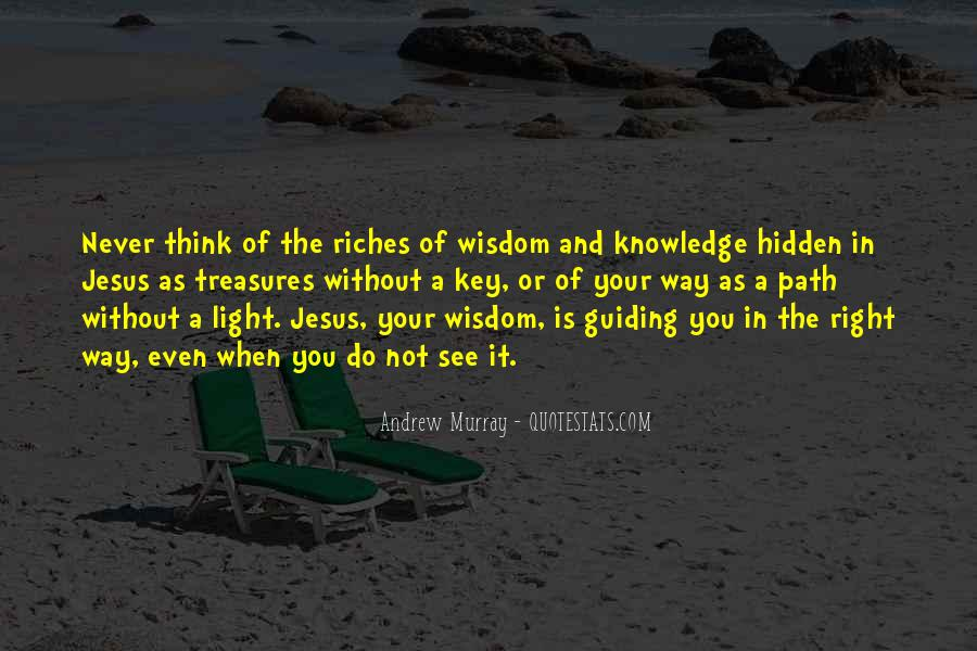 Light Of Knowledge Quotes #62181