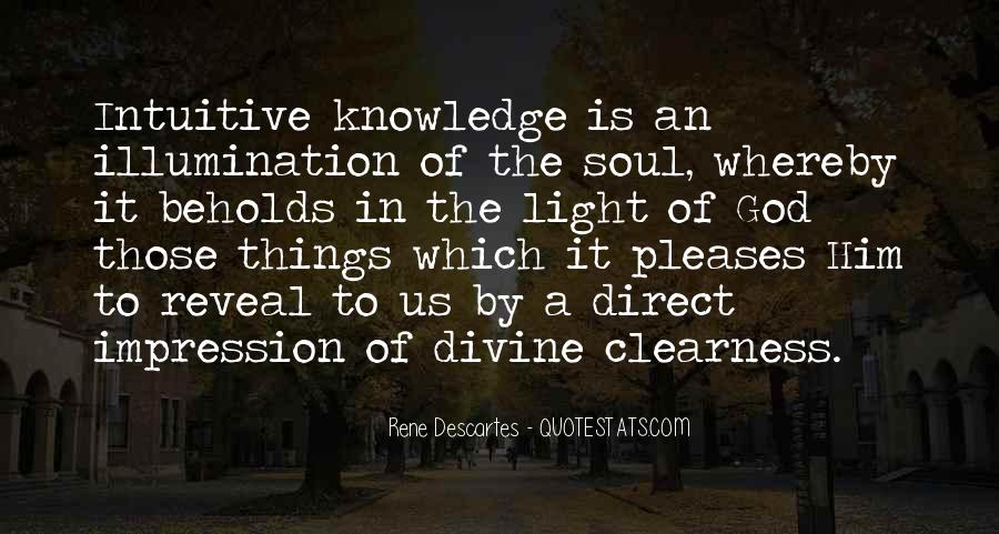 Light Of Knowledge Quotes #627342