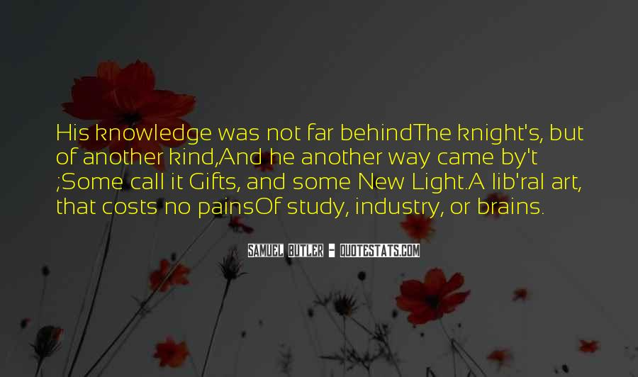 Light Of Knowledge Quotes #643989