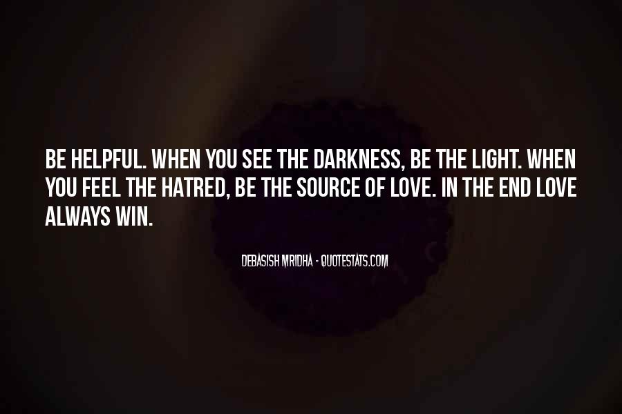 Light Of Knowledge Quotes #654328