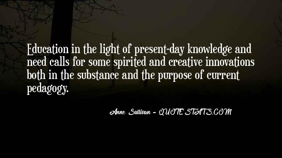 Light Of Knowledge Quotes #656578