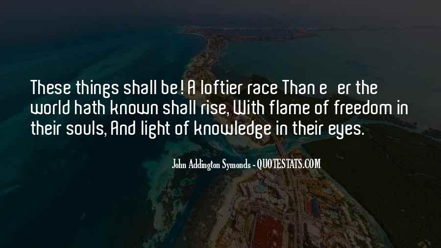 Light Of Knowledge Quotes #661336