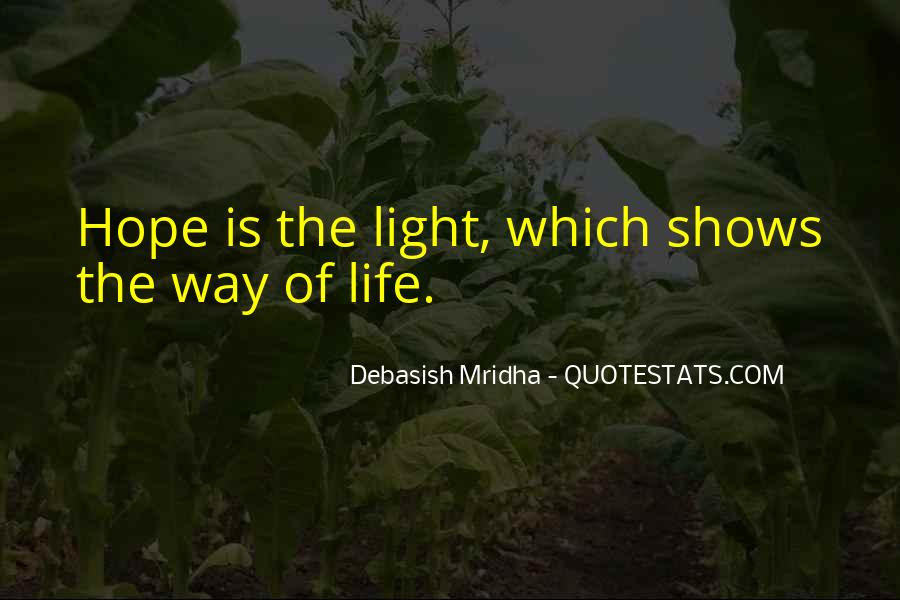 Light Of Knowledge Quotes #775413