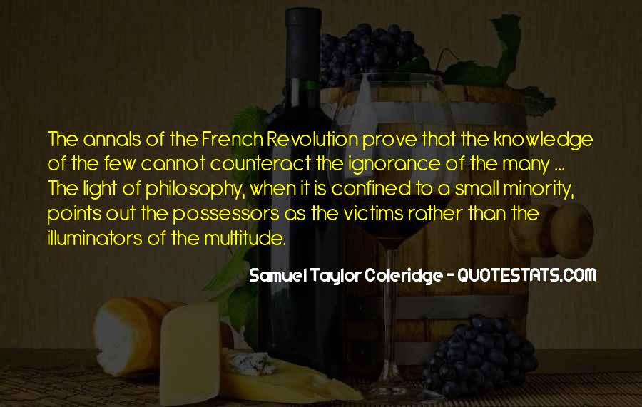 Light Of Knowledge Quotes #828253