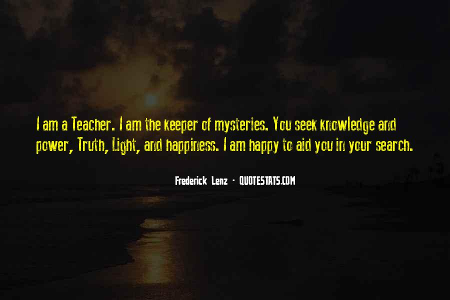 Light Of Knowledge Quotes #831433