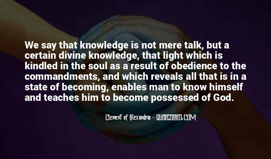 Light Of Knowledge Quotes #856446