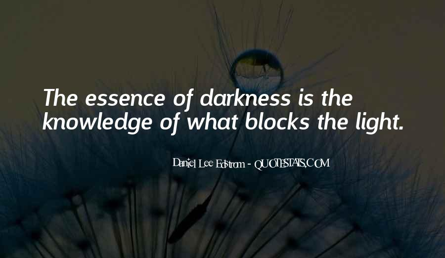 Light Of Knowledge Quotes #865512