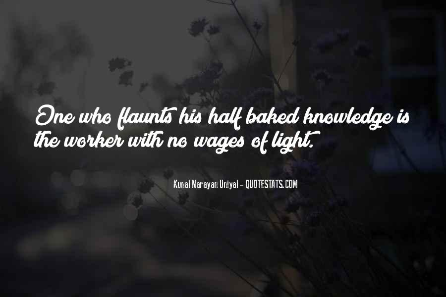 Light Of Knowledge Quotes #886248