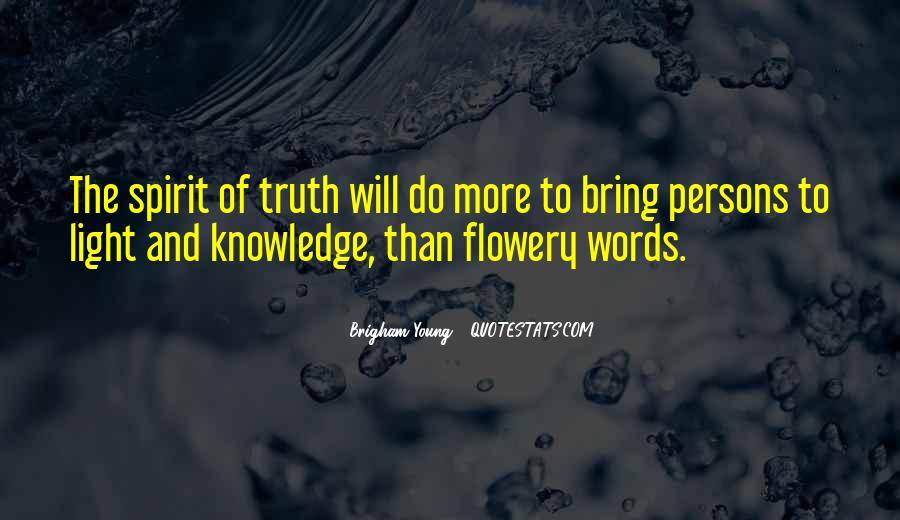 Light Of Knowledge Quotes #886833