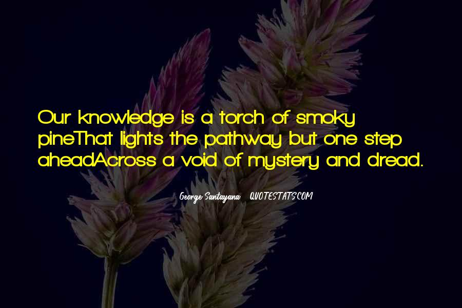 Light Of Knowledge Quotes #981281