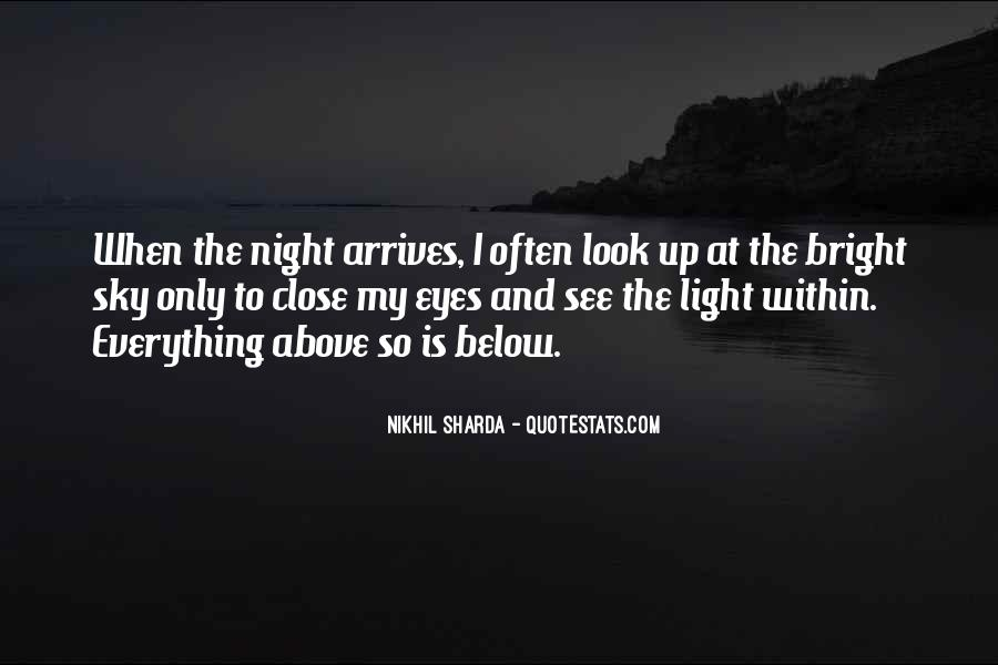 Light Up Darkness Quotes #1186470