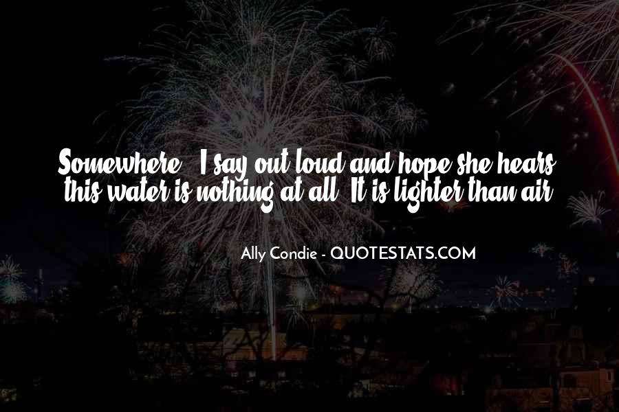 Lighter Quotes #249470
