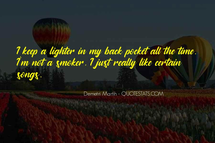 Lighter Quotes #408459