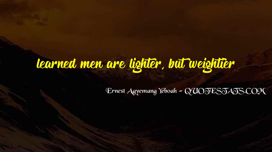 Lighter Quotes #441459