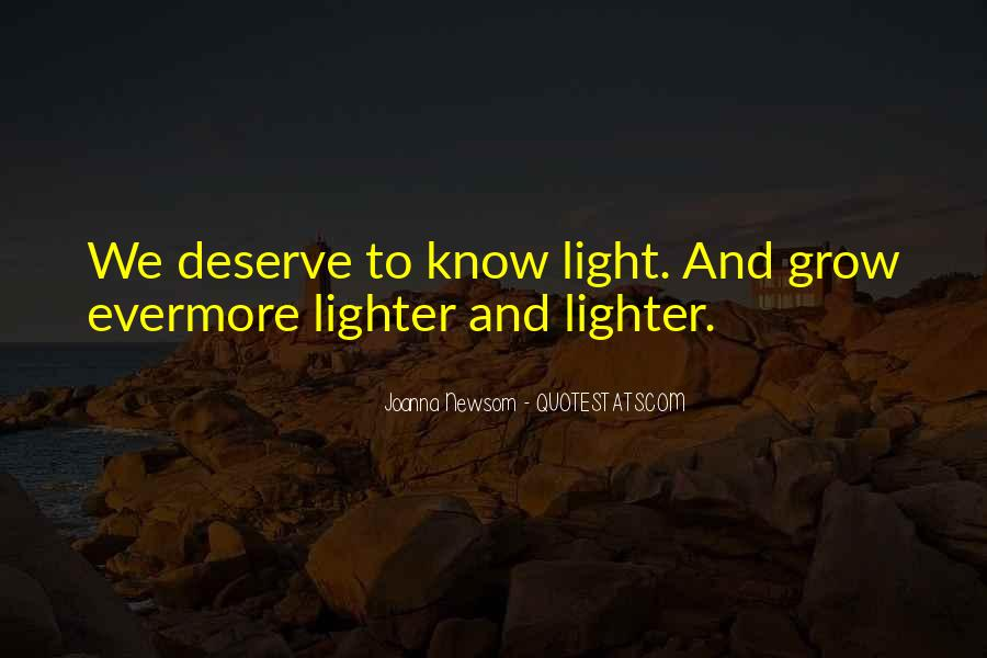 Lighter Quotes #451975