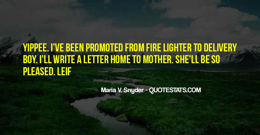 Lighter Quotes #72935
