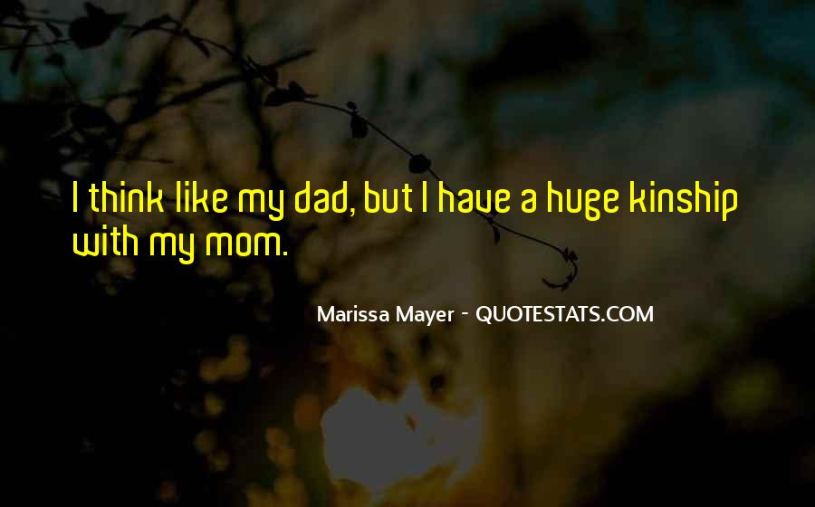 Like A Mom Quotes #278978