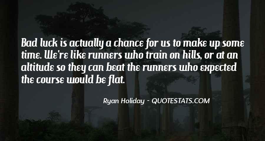 Like A Train Quotes #154665