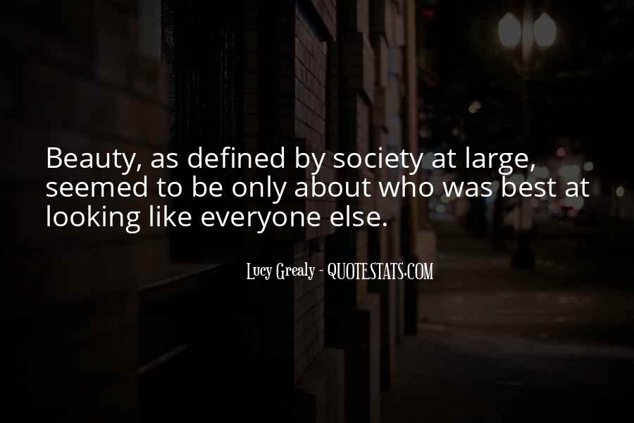 Like Everyone Else Quotes #114585