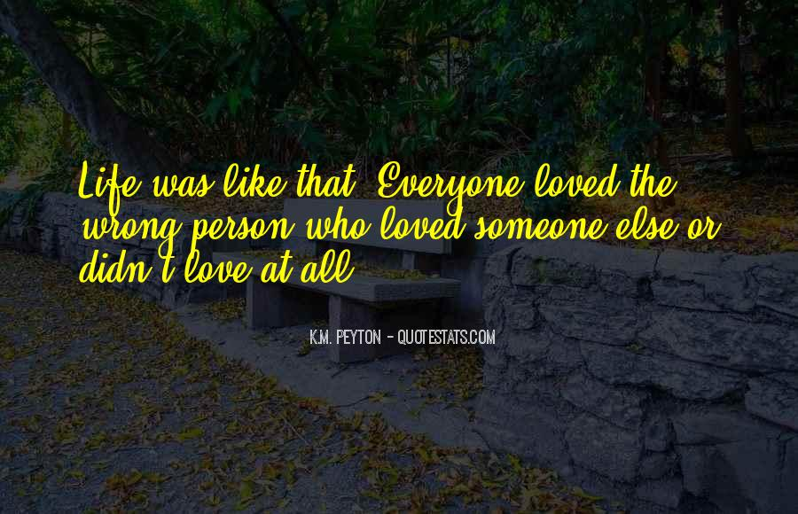Like Everyone Else Quotes #42408