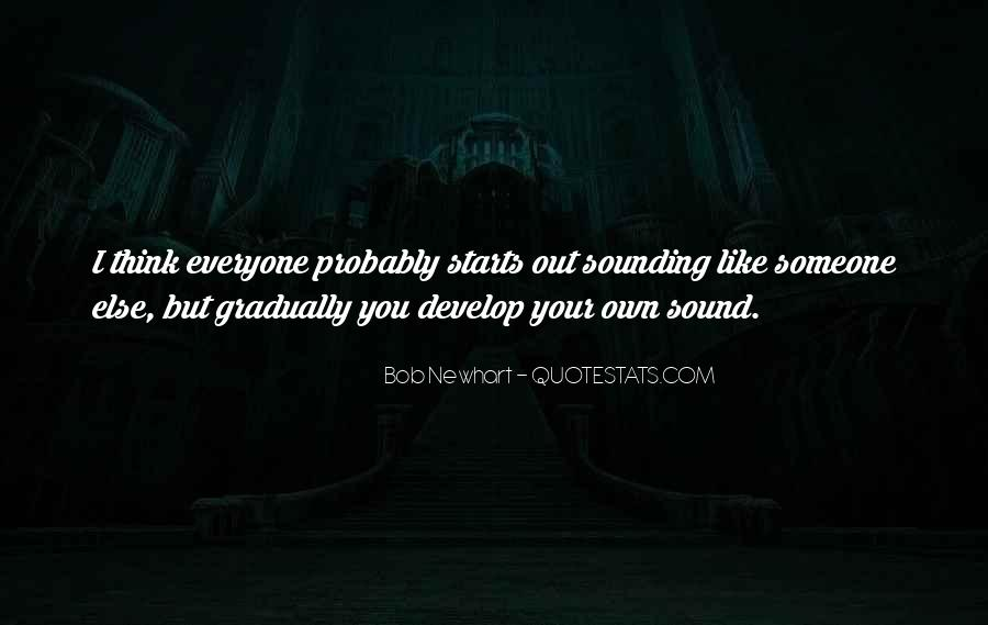 Like Everyone Else Quotes #63095