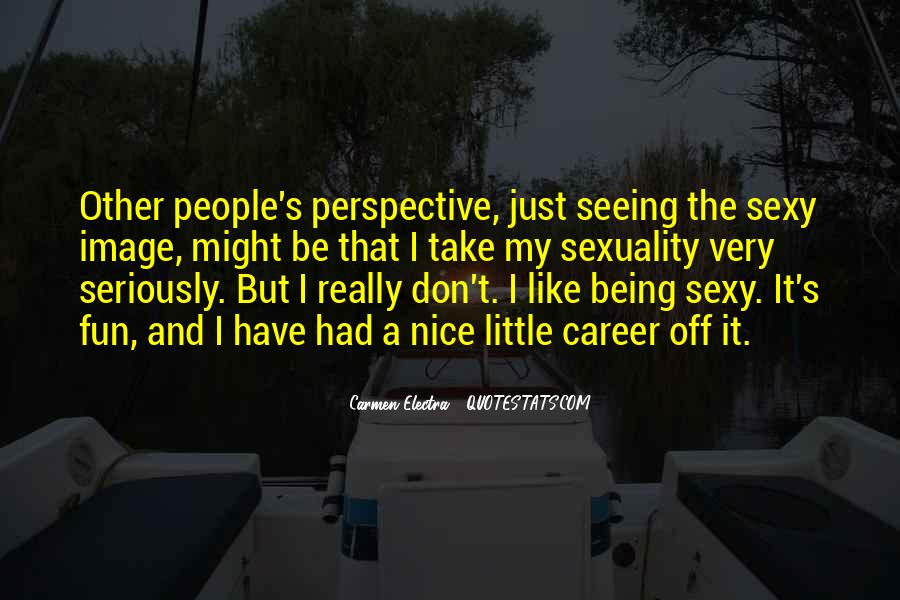Like Seriously Quotes #254769