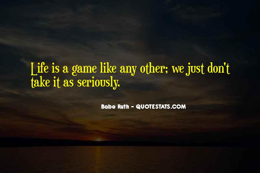 Like Seriously Quotes #354597