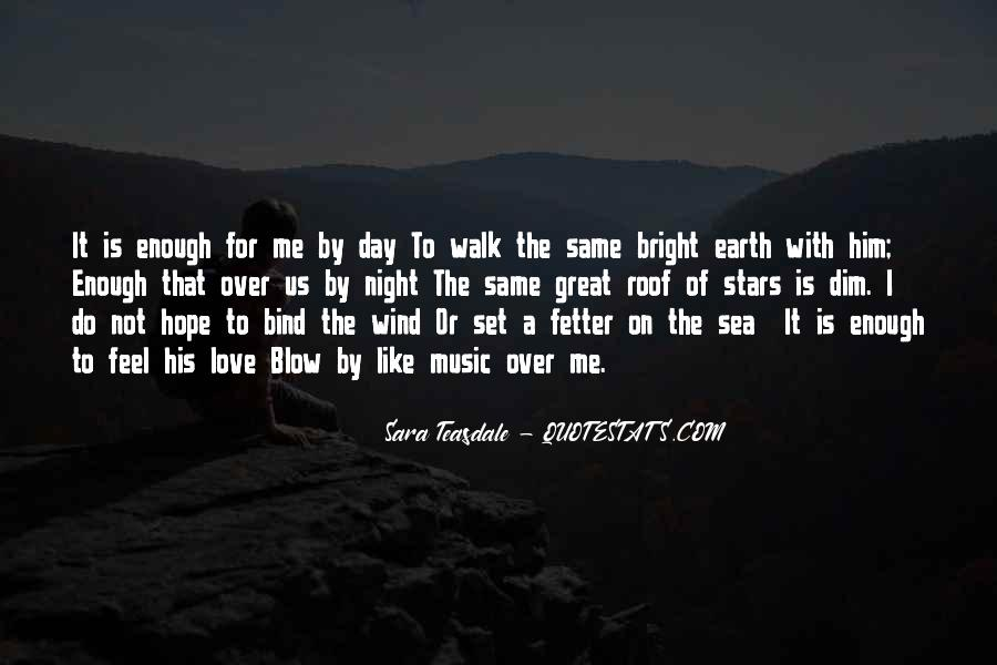 Like The Wind Quotes #143606
