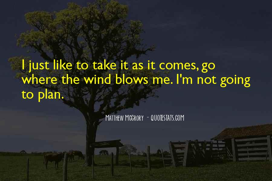 Like The Wind Quotes #191475