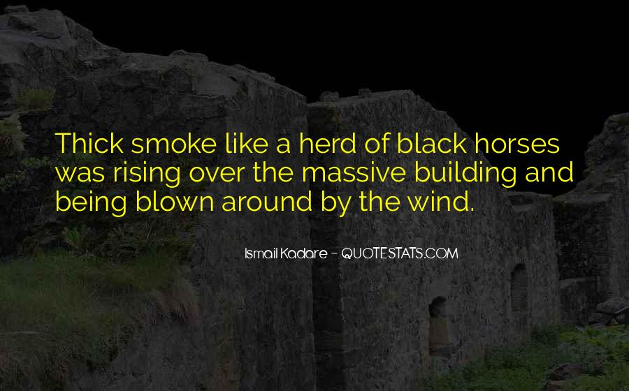 Like The Wind Quotes #50471