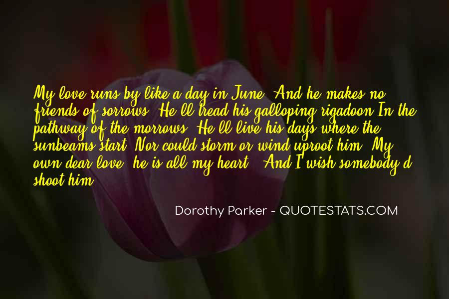 Like The Wind Quotes #75911