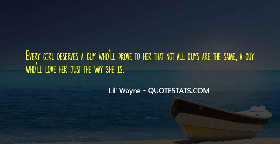 Lil Wayne No Love Quotes #1059361