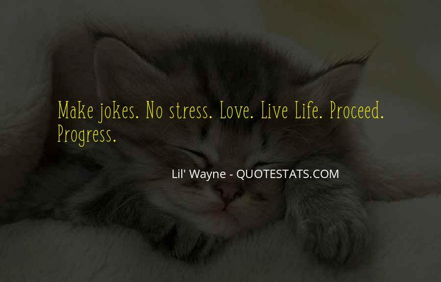 Lil Wayne No Love Quotes #184597