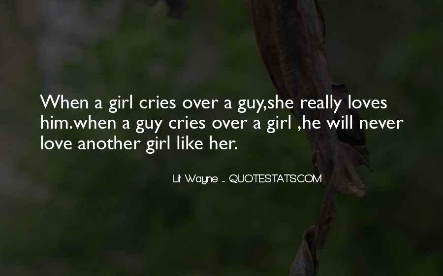Lil Wayne No Love Quotes #215280