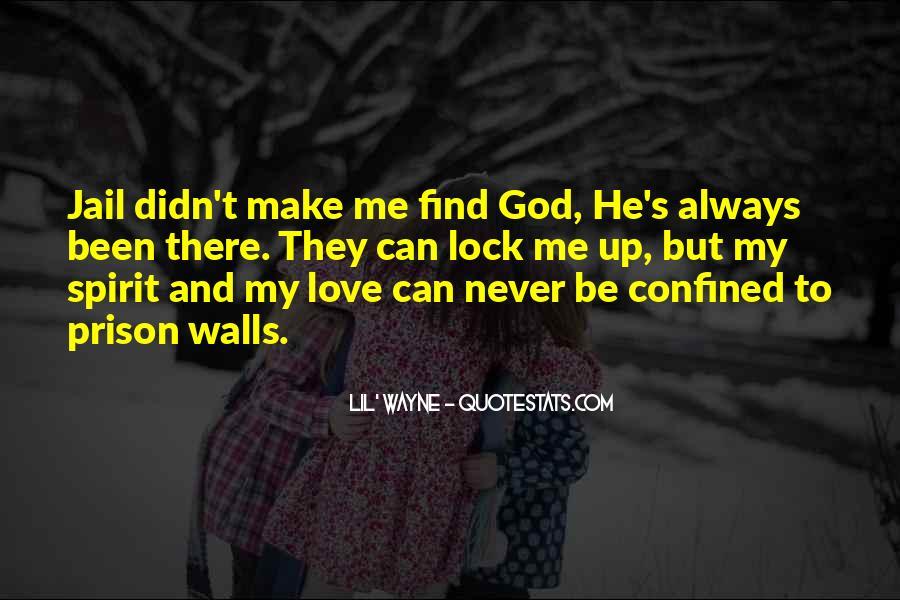Lil Wayne No Love Quotes #518821