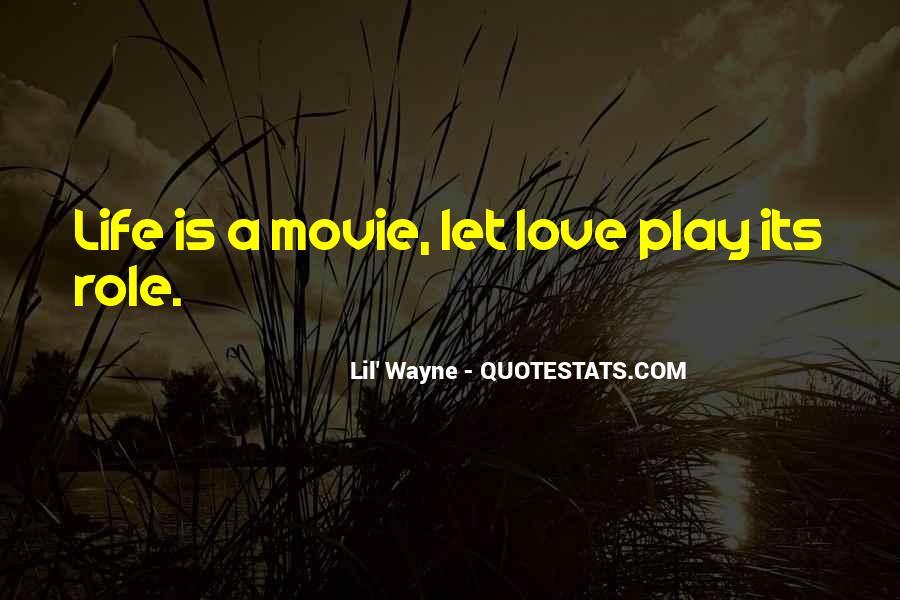 Lil Wayne No Love Quotes #880381