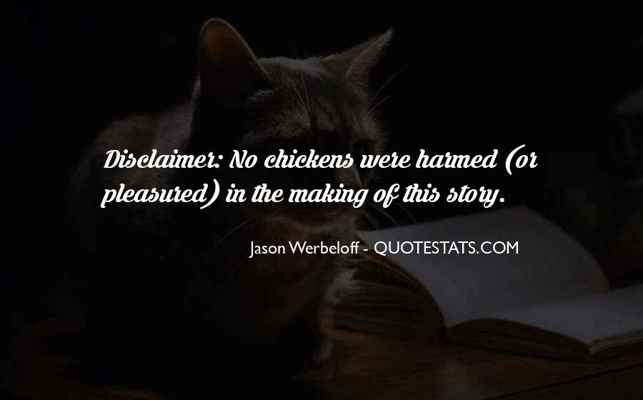 Quotes About Disclaimer #293923