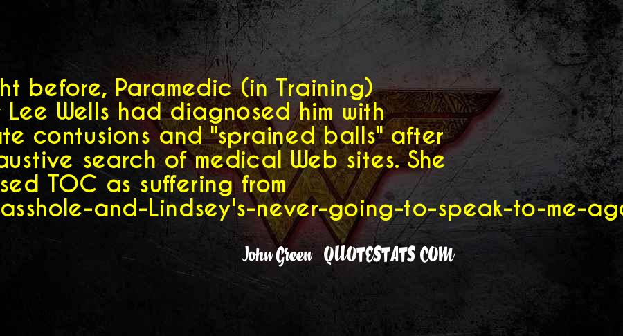 Lindsey Lee Wells Quotes #1639167