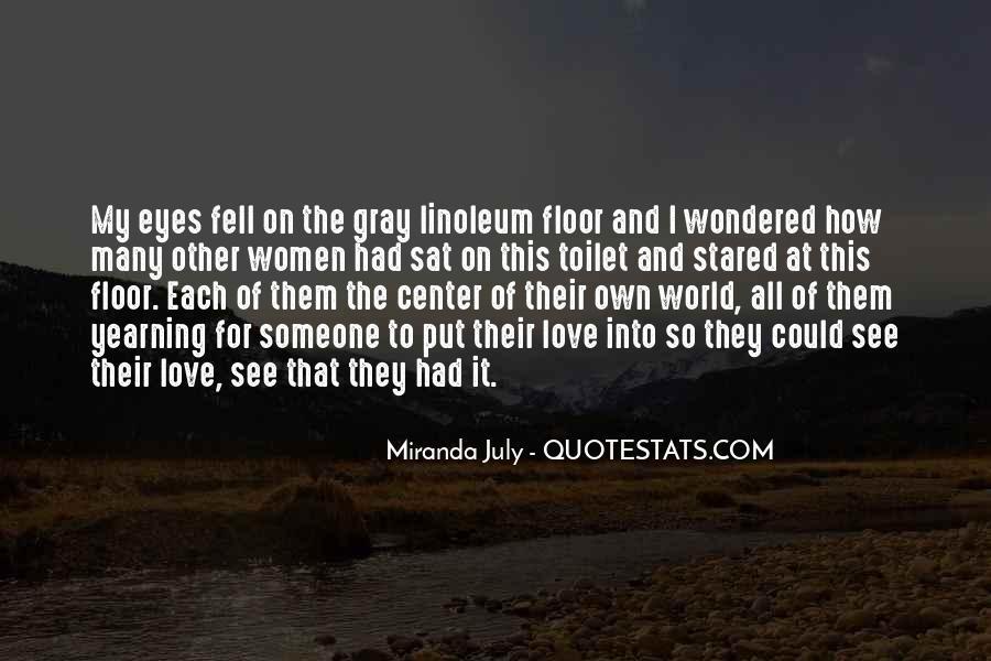 Linoleum Quotes #1186202
