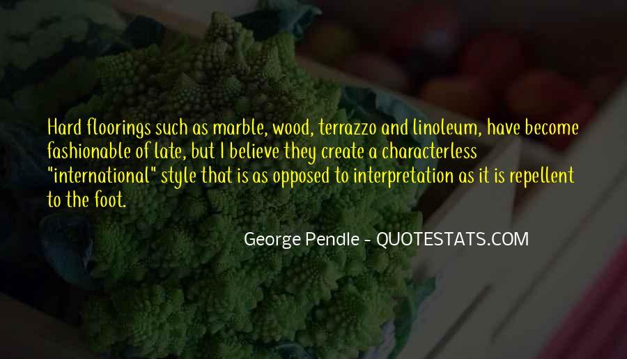 Linoleum Quotes #1873527