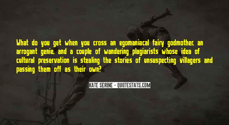 Quotes About Unsuspecting #1222577