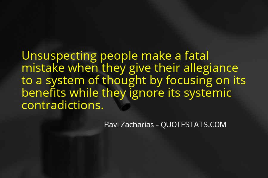 Quotes About Unsuspecting #1509367