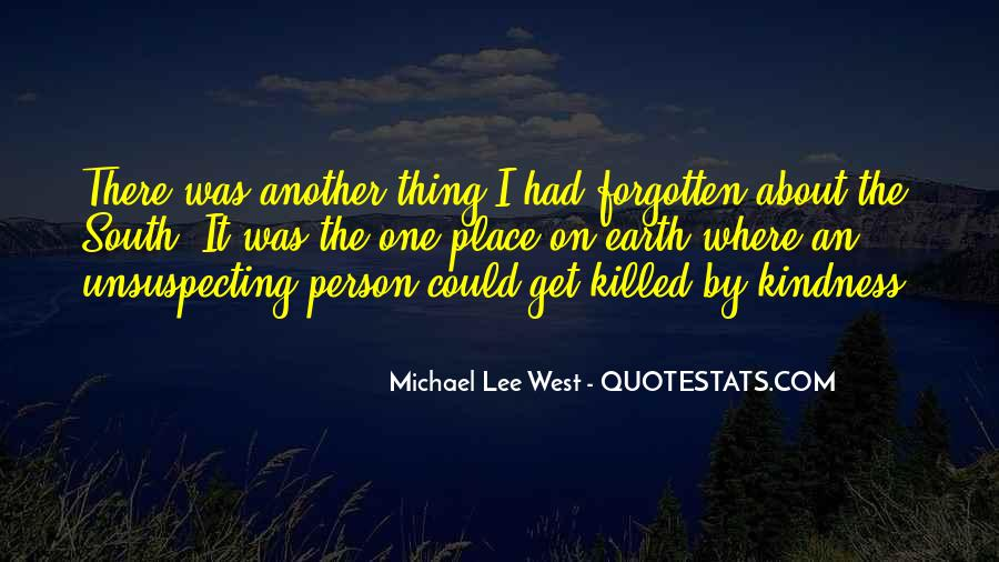 Quotes About Unsuspecting #439231