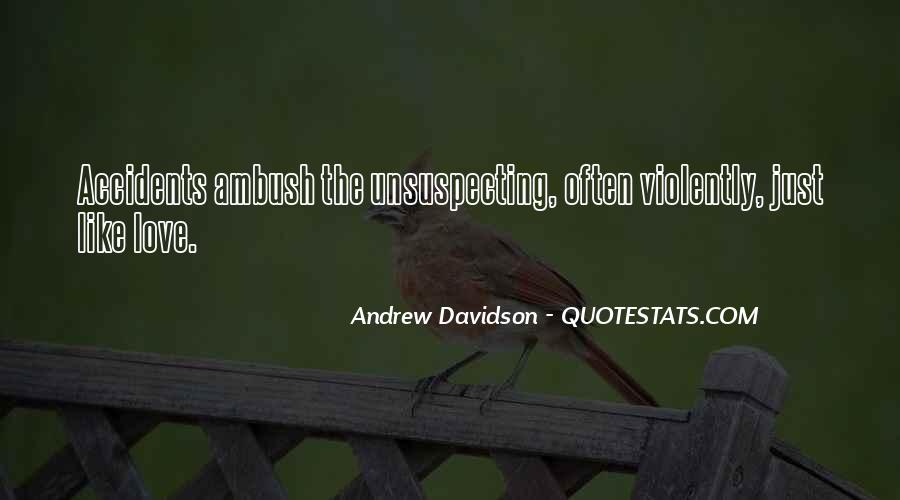 Quotes About Unsuspecting #645080
