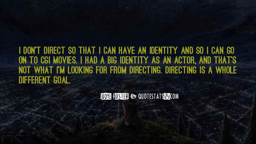 Quotes About Directing Movies #102942