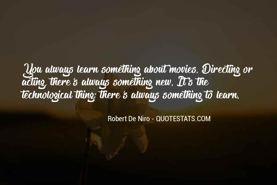 Quotes About Directing Movies #1066177