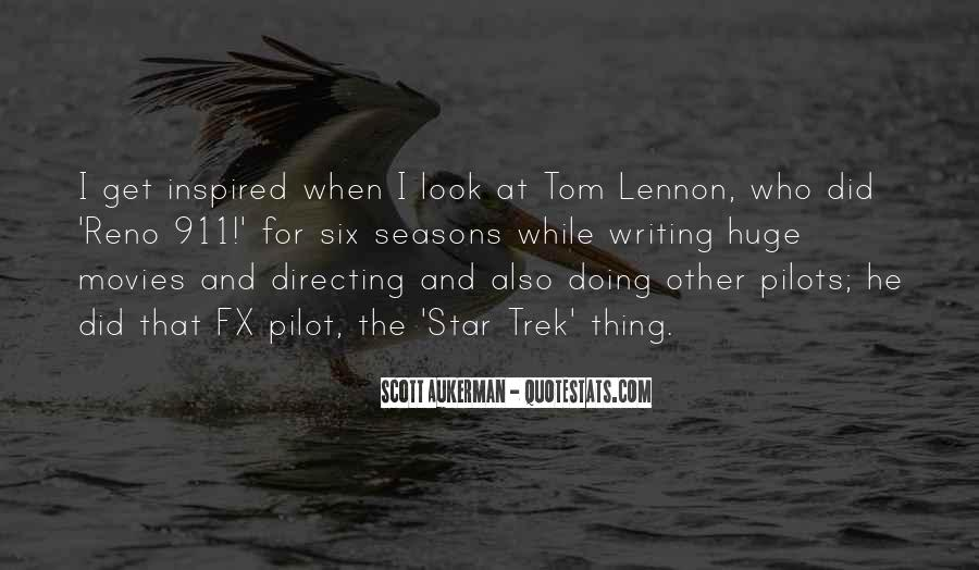 Quotes About Directing Movies #1283759