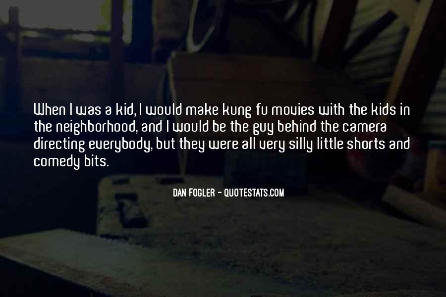 Quotes About Directing Movies #1410505